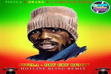 <strong>Listen To Sizzla Dry Cry Remix Drake Hotline Bling DJ Cashflow Rinse</strong>