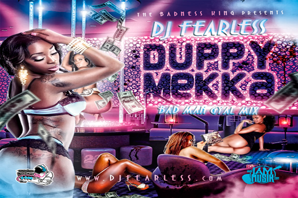 <strong>Download DJ Fearless &#8211; Duppy Mekka &#8211; Dancehall Mixtape &#8211; June 2013</strong>