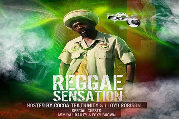 <strong>DJ Triple Exe &#8211; Reggae Sensation Mixtape &#8211; Hosted by Cocoa Tea,Trinity &#038; Lloyd Robison</strong>