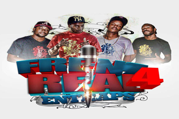 FRENZ 4 REAL GWAANY GWAANY RIDDIM – AUGUST 2013