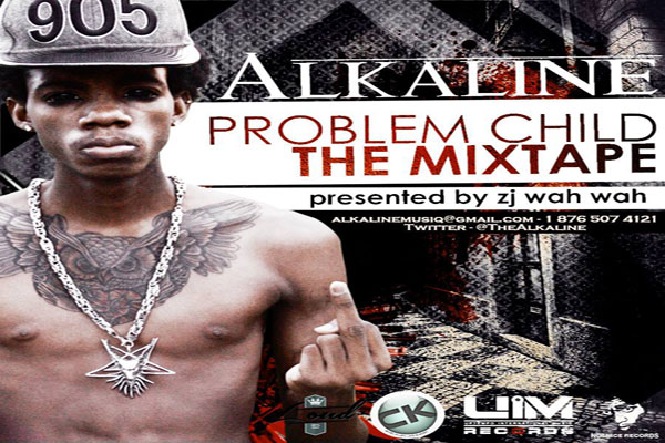 DOWNLOAD ALKALINE – PROBLEM CHILD THE  MIXTAPE – DJ WAH WAH