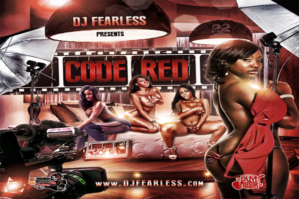 DOWNLOAD DJ FEARLESS – CODE RED – DANCE HALL MIX SEPT 2013