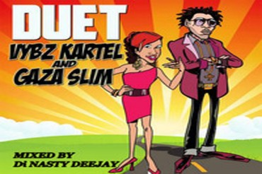 "STREAM DJ NASTY ""DUET MIXTAPE"" (VYBZ KARTEL & GAZA SLIM)- JULY 2014"