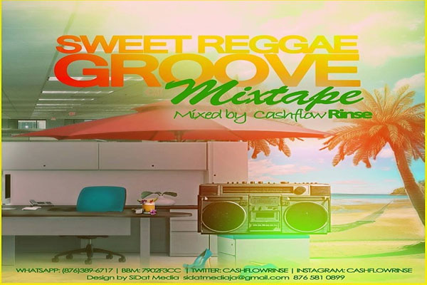 <strong>Download DJ  Cashflow Rinse Sweet Reggae Groove Mixtape 2014</strong>