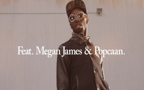 DRE SKULL PUMA DICTIONARY MEGAN JAMES POPCAAN FIRST TIME OFFICIAL MUSIC VIDEO