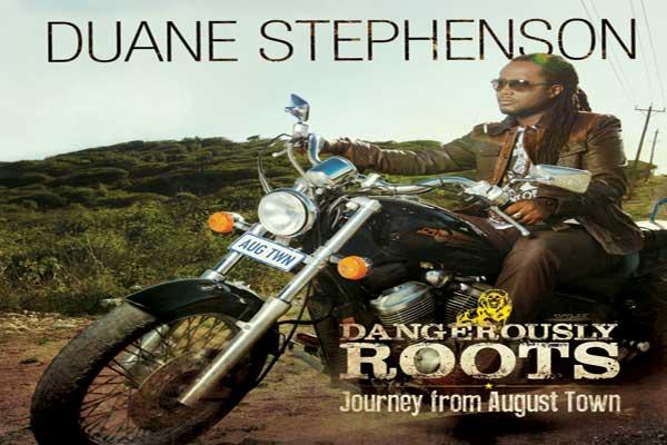 DUANE STEPHENSON DANGEROUSLY ROOTS TO FLORIDA SUN NOV 9 2014