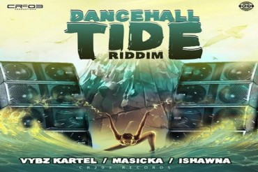 <strong>Listen To Dancehall Tide Riddim Mix Kartel, Masicka, Ishawna CR203 Records</strong>