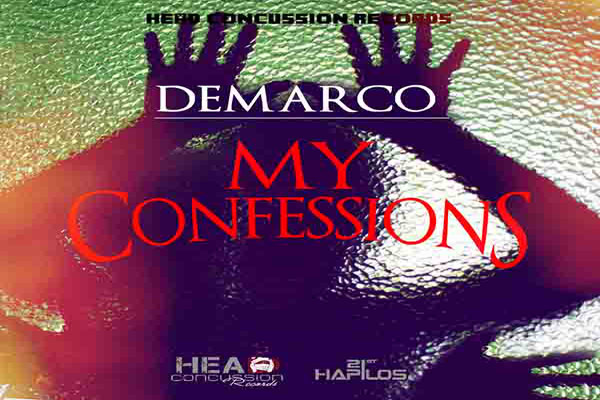 Demarco-My-Confessions-HEad Concussion Rec