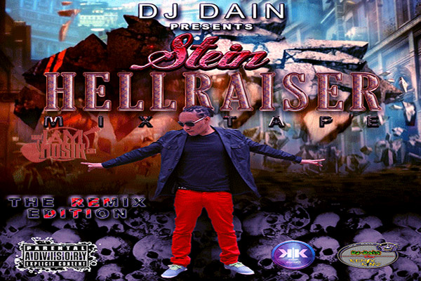 Download Dj Dain – Stein – Hellraiser Mixtape – Nov 2012