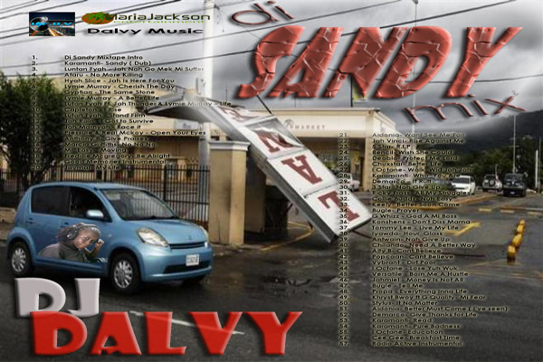 Download Dj Dalvy – Sandy Mixtape – Nov 2012