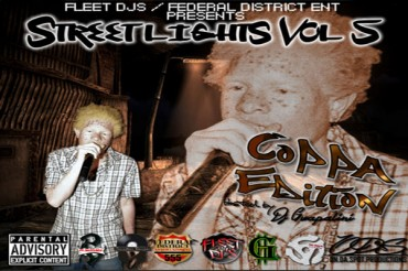 DOWNLOAD STREETLIGHTS VOL 5 COPPA EDITION MIXTAPE – JUNE 2014