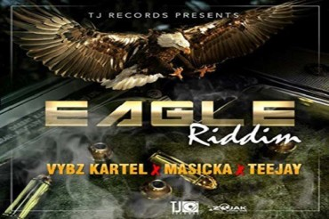 <strong>Listen To Vybz Kartel New Dancehall War Song &#8211; Eagle &#8211; Eagle Riddim &#8211; Tj Records</strong>