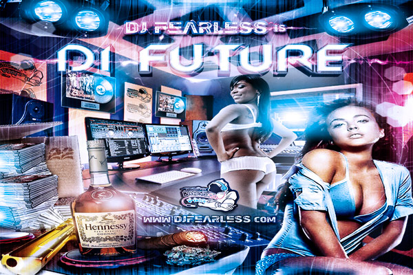 Download DJ Fearless Di Future Mixtape – Dance Hall Music – Dec 2012