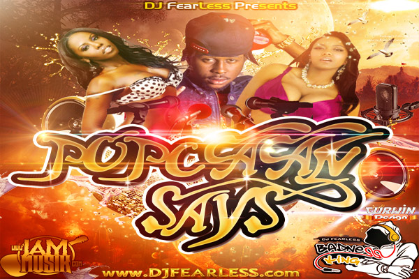 <strong>Download Dj Fearless &#8211; Popcaan Says Mixtape &#8211; Dec 2012</strong>