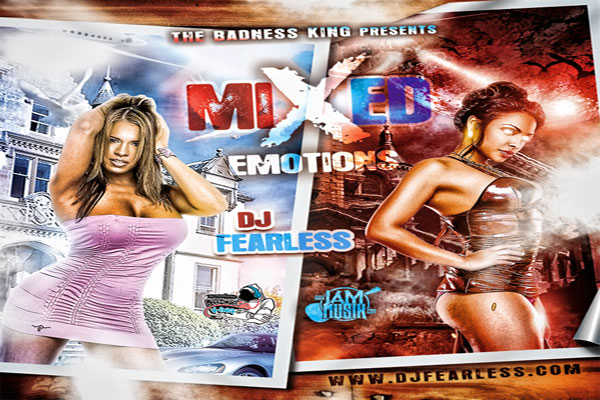<strong>Download DJ Fearless &#8211; Mixed Emotions Mixtape &#8211; October 2013</strong>