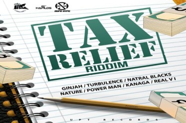 <strong>Listen to Tax Relief Riddim Mix  Feat. Natural Black, Ginjah, Turbulence &#8211; Upt Records [Jamaican Reggae Dancehall Music 2017]</strong>