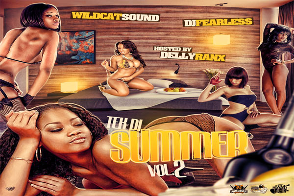 DOWNLOAD WILDCAT SOUND – DJ FEARLESS -TEK DI SUMMER MIXTAPE VOL 2