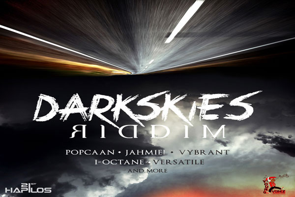 DOWNLOAD DARK SKIES RIDDIM – YOUNG VIBES PRODUCTION – OCTOBER 2013