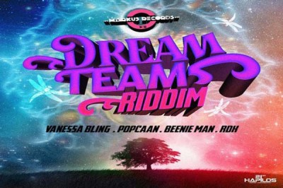 <strong>Dream Team Riddim Mix Beenie Man,Popcaan, Vanessa Bling,RDX &#8211; Markus Records [Jamaican Dancehall Music]</strong>