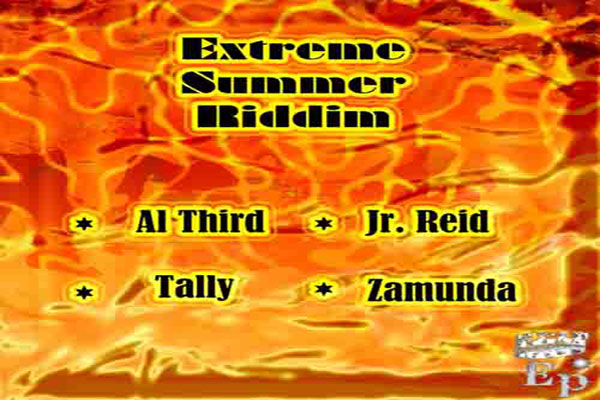 Extreme Summer Riddim -Extreme Music Prod August 2012