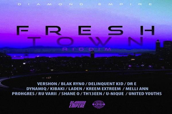 FRESH-TOWN-RIDDIM-Download-Jamaican-dancehall-music-2018