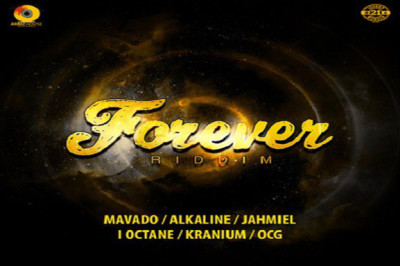 <strong>Listen To Forever Riddim Mix Alkaline Mavado I-Octane &#8211; Harmz House Records</strong>
