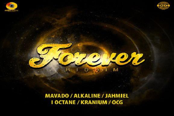 Forever Riddim alkaline mavado ioctane jahmiel march 2017