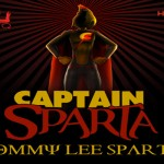 GUZU MUSIC TOMMY LEE SPARTA-CAPTAIN SPARTA european tour datesAPRIL 2013