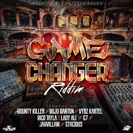 Vybz Kartel -Beautiful - Game-Changer-Riddim