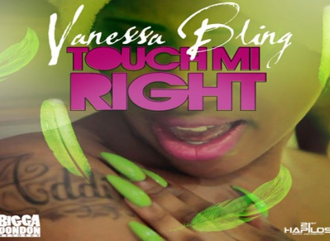Gaza Slim Vanessa Bling New Music Touch Mi Right Bigga DONDON April 2014
