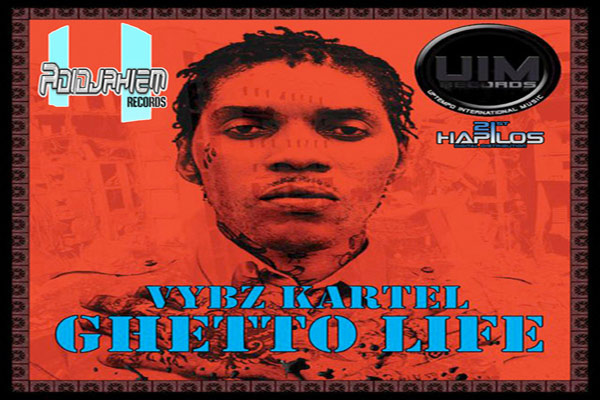 Vybz Kartel Ghetto Life U.I.M. Records Sept 2012