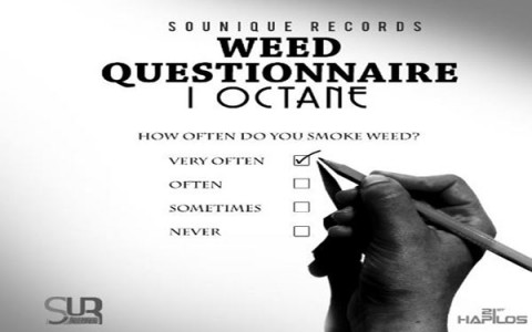 I-OCTANE WEED QUESTIONNAIRE Sounique Records july 2013