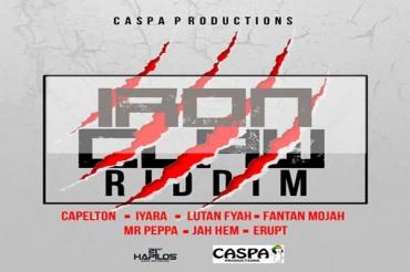 <strong>Listen To Iron Claw Riddim Mix Capleton, Fantan Mojah, Lutan Fyah [Reggae Dancehall Music]</strong>