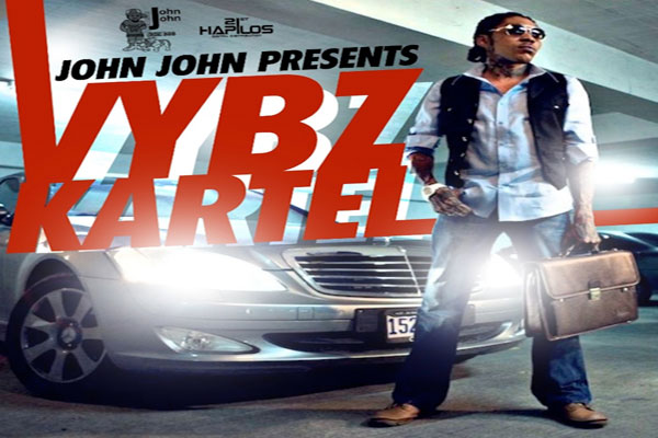 JONH JOHN PRESENTS Vybz Kartel Self Titled Album APRIL 2014
