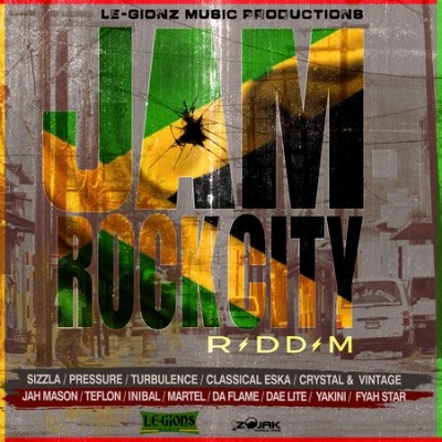 <strong>Listen To JamRock City Riddim Mix Le-Gions Music Productions January 2018 [Jamaican Reggae Music]</strong>