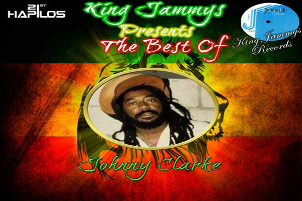 king jammys presents Johnny Clarke