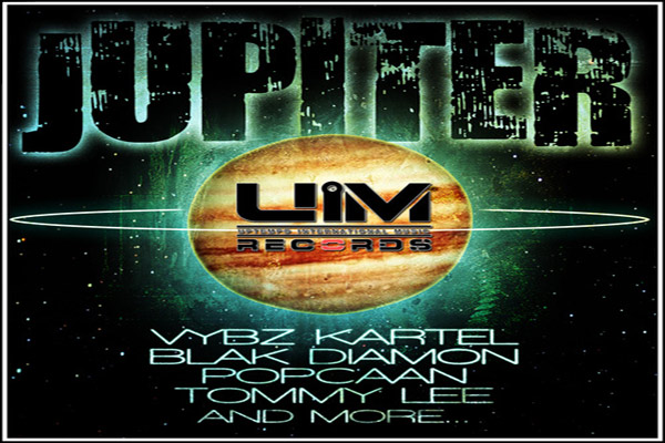 Vybz Kartel, Popcaan, Tommy Lee Voicing On Jupiter Riddim UIM Records