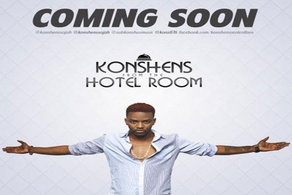 KONSHENS – HOTEL ROOM- ALBUM TEASER – MAY 2014