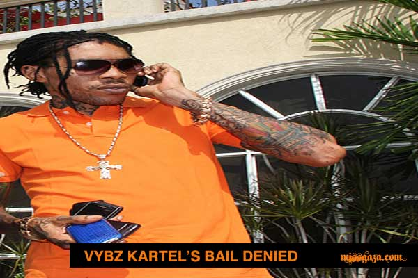 VYBZ KARTEL'S BAIL DENIED AGAIN & VYBZ KARTEL NEW MUSIC – FEB 2013