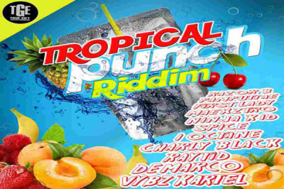 <strong>Listen Vybz Kartel Goodas From Birth &#8211; Tropical Punch Riddim Mix Full &#8211; July 2016</strong>