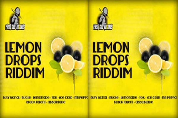<strong>Listen To Lemon Drops Riddim Mix Top Reggae Dancehall Songs September 2012</strong>