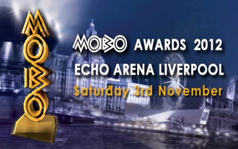 MOBO AWARDS 2012 LIVERPOOL NOV 3