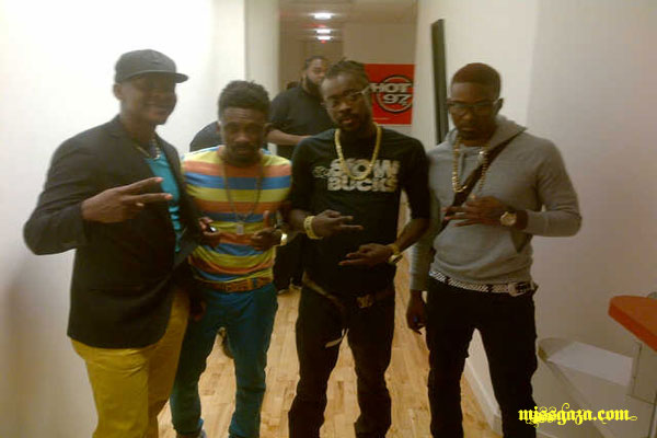Konshens Invades New York Labor Day Weekend 2012