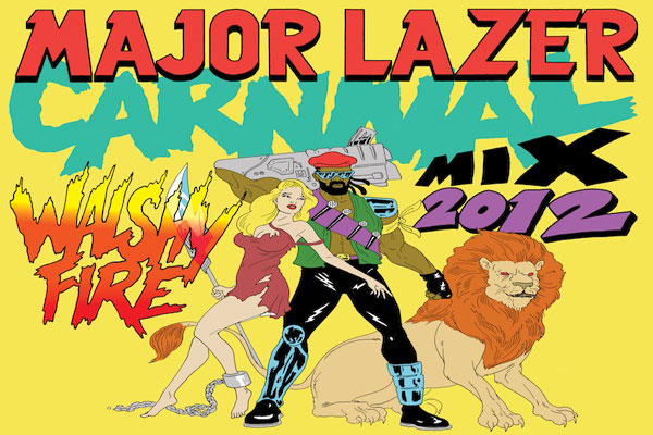<strong>Download Walshy Fire Major Lazer Carnival Mix 2012</strong>
