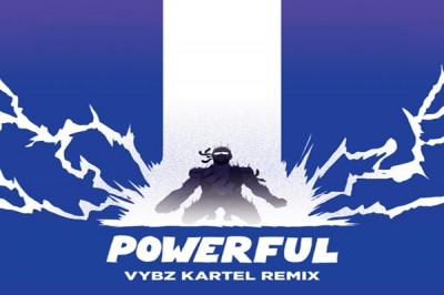 LISTEN TO VYBZ KARTEL – POWERFUL – MAJOR LAZER REMIX