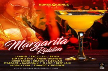 <strong>Listen To Margarita Riddim Mix &#8211; Konsequence Muzik [Dancehall Reggae Music June 2017]</strong>