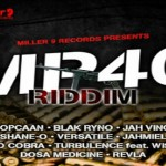 Miller Nine Records MP40 Riddim- march 2013