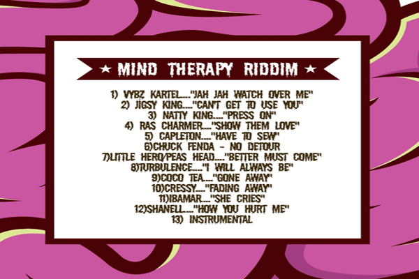 <strong>Listen To Mind Theraphy Riddim &#8211; Danger Zone Records[Reggae Music]</strong>