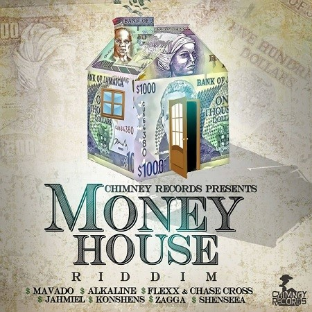 Money-House-Riddim-mix-Chimney-Records-FEb2017