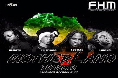 <strong>Listen To Mother Land Riddim Mix Nesbeth I-Octane Jah Vinci [Dancehall Reggae Music]</strong>